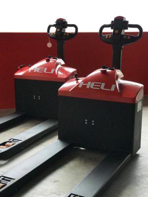 Zorra Eléctrica Heli 1500 kg